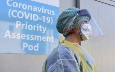 Coronavirus: NHS uses tech giants to plan crisis response